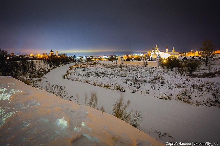 Город Суздаль. Новогодняя серия 10