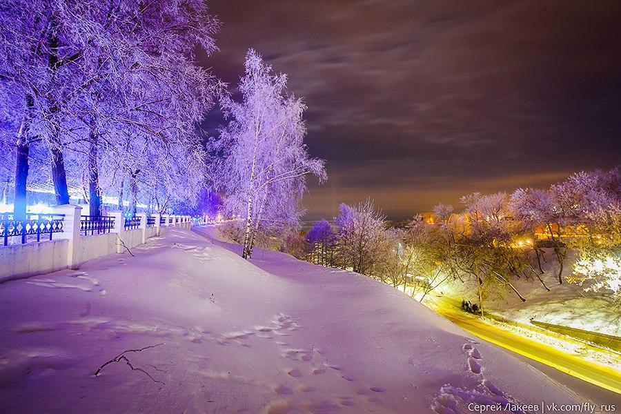 Еще одна порция праздничного, новогоднего Владимира! 07