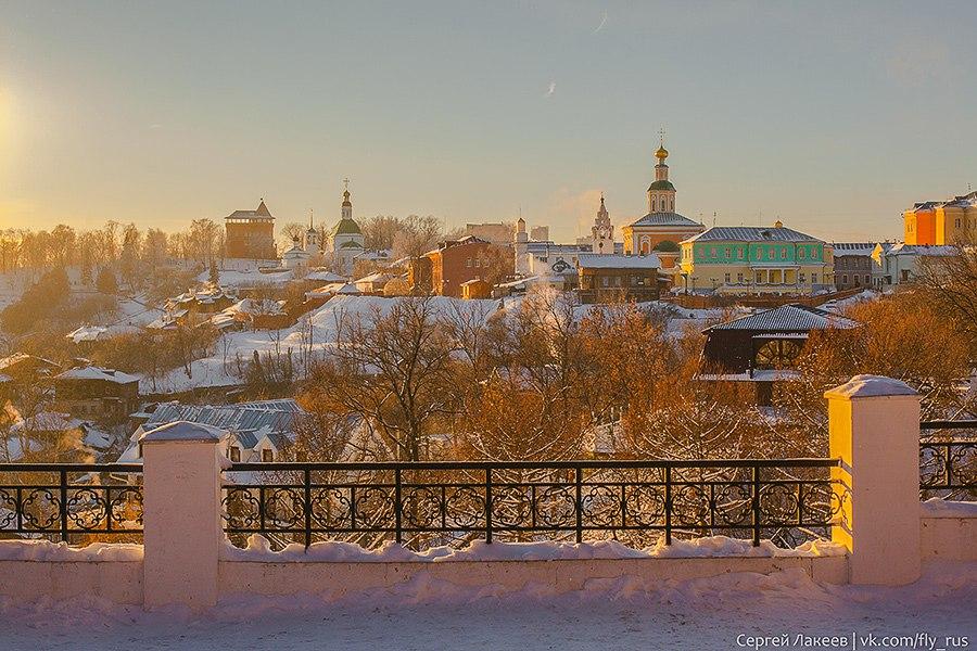 Зима во Владимире 01