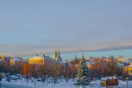 Зима во Владимире 2017, ч.3