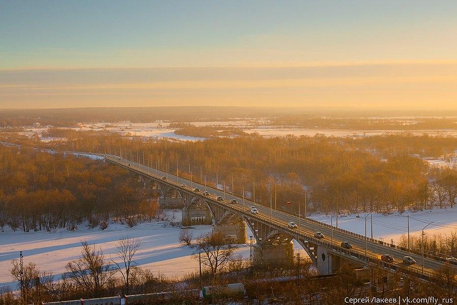 Зима во Владимире 02