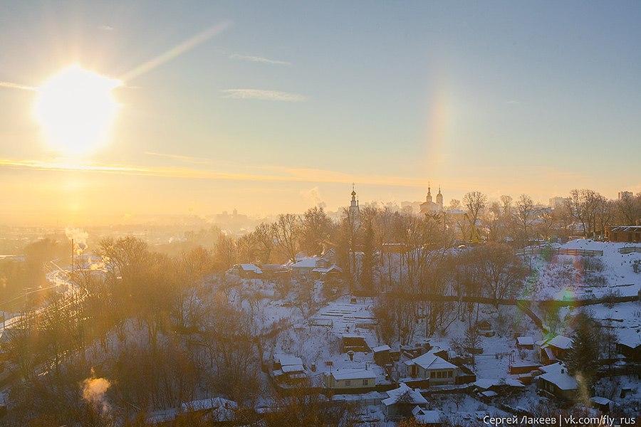 Зима во Владимире 04