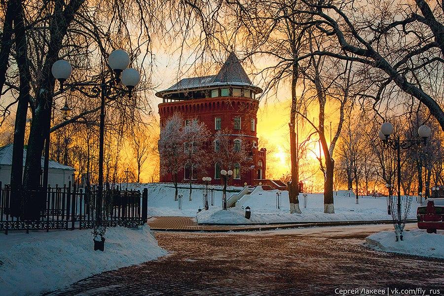 Зима во Владимире 05