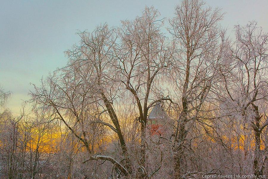 Зима во Владимире 06