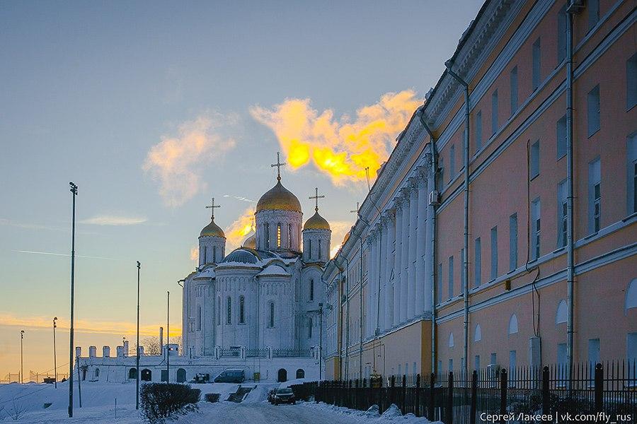 Зима во Владимире 07