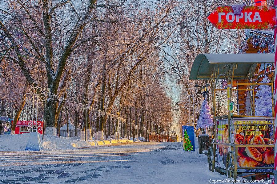 Зима во Владимире 08