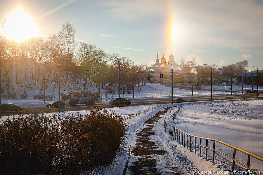 Зима во Владимире 09