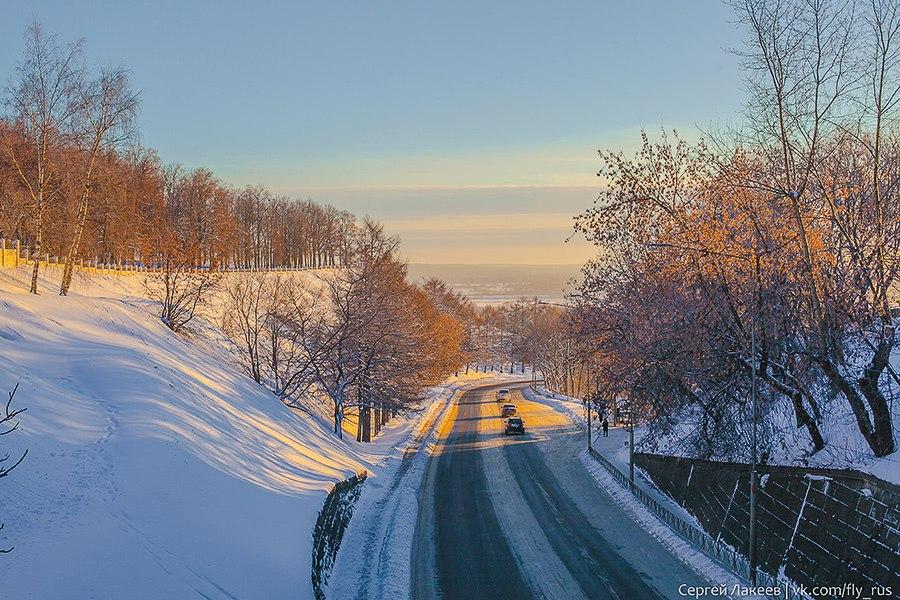 Зима во Владимире 10
