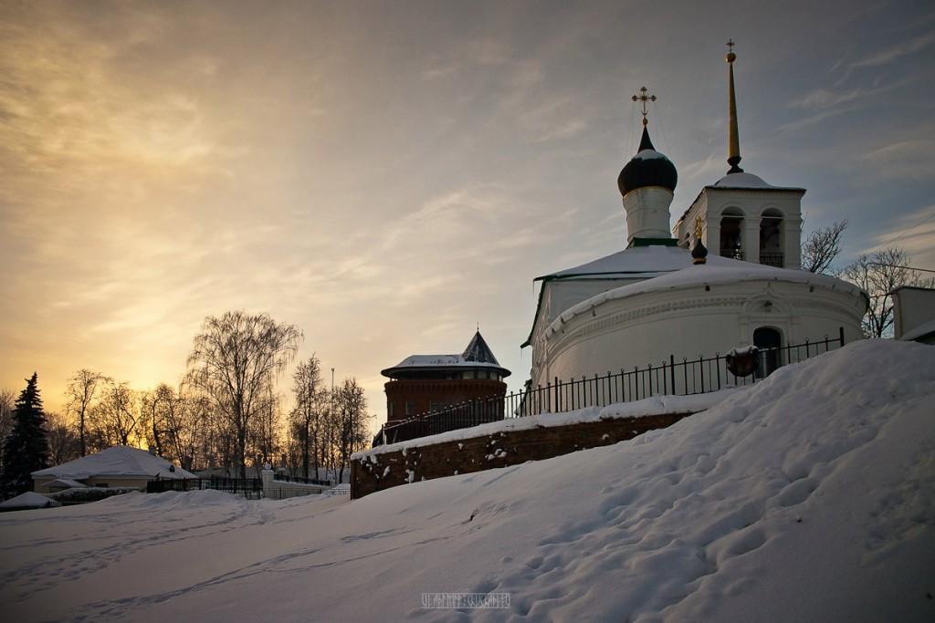 Зима во Владимире. Середина Декабря (2016_12_16) 01