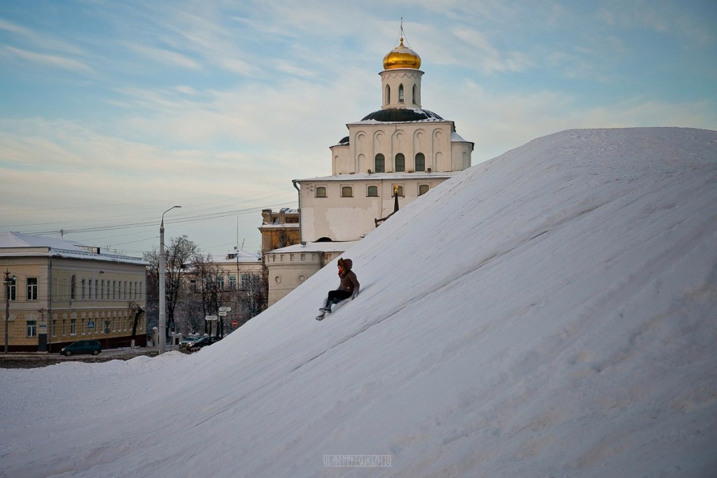 Зима во Владимире. Середина Декабря (2016_12_16) 03