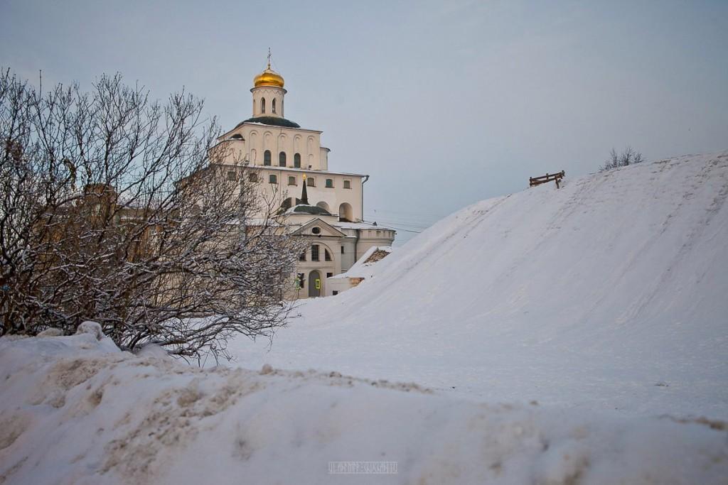 Зима во Владимире. Середина Декабря (2016_12_16) 04
