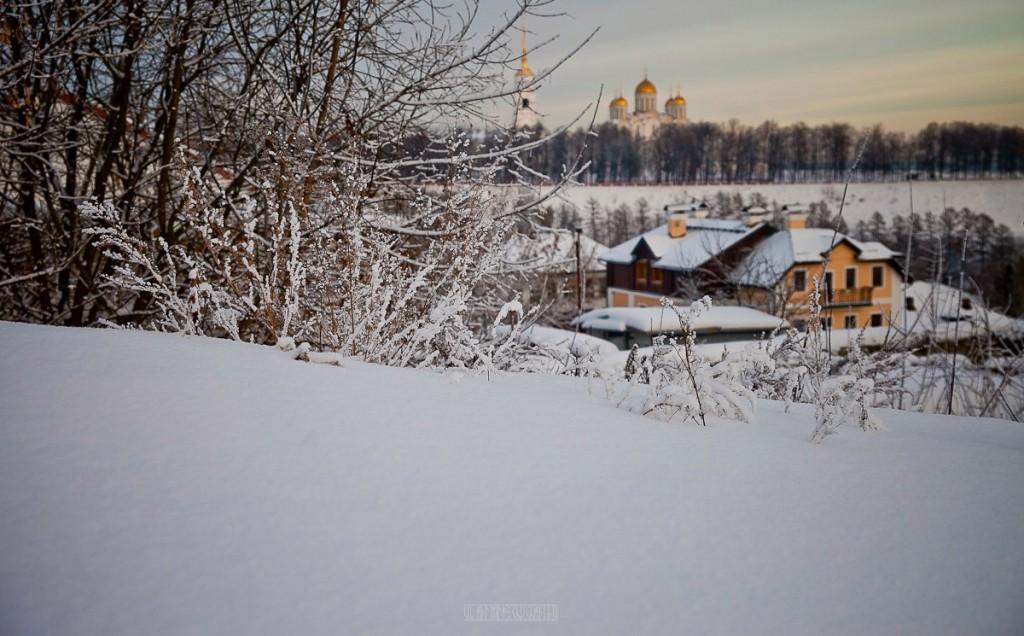 Зима во Владимире. Середина Декабря (2016_12_16) 05