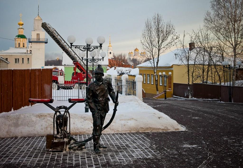 Зима во Владимире. Середина Декабря (2016_12_16) 07