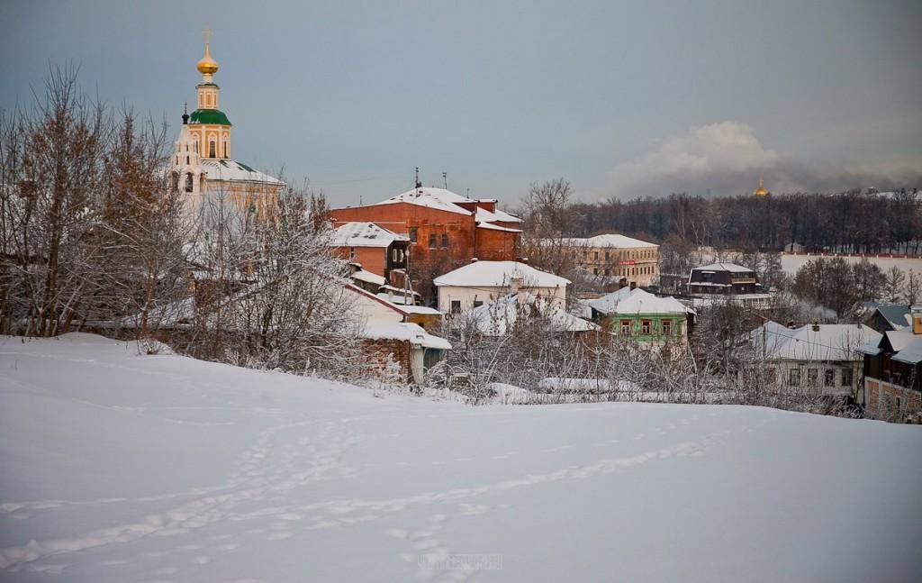 Зима во Владимире. Середина Декабря (2016_12_16) 08