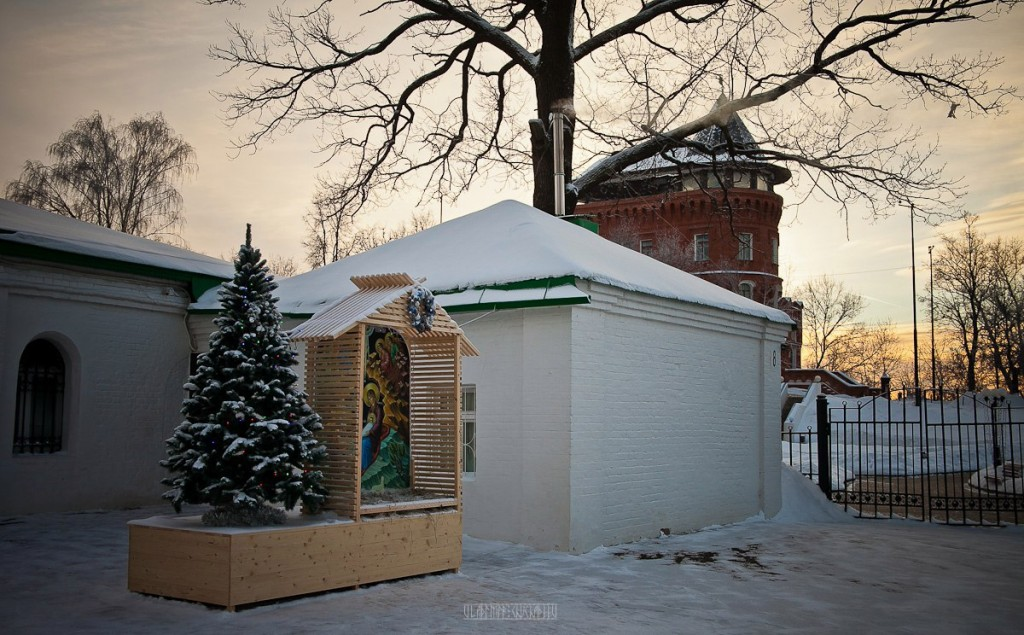 Зима во Владимире. Середина Декабря (2016_12_16) 09