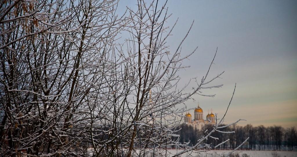 Зима во Владимире. Середина Декабря (2016_12_16) 10