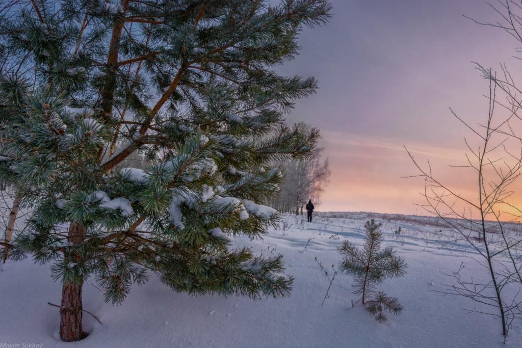Зимняя сказка в Вязниковском районе 01
