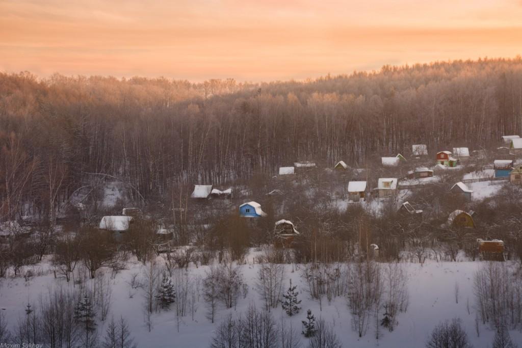 Зимняя сказка в Вязниковском районе 02