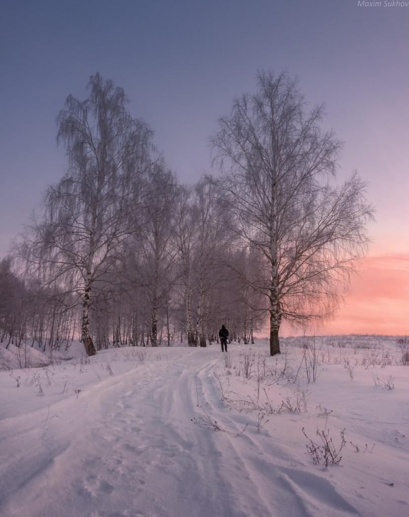 Зимняя сказка в Вязниковском районе 03