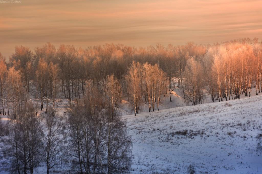 Зимняя сказка в Вязниковском районе 04