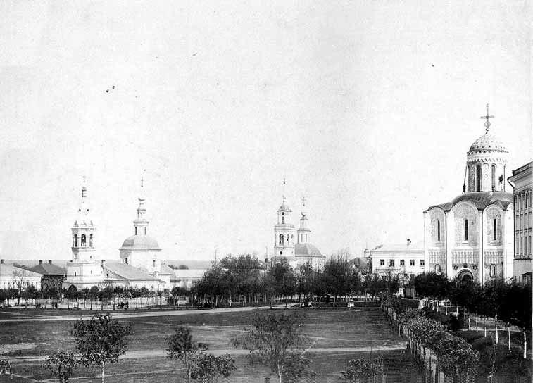 История сквера Липки, Владимир 04
