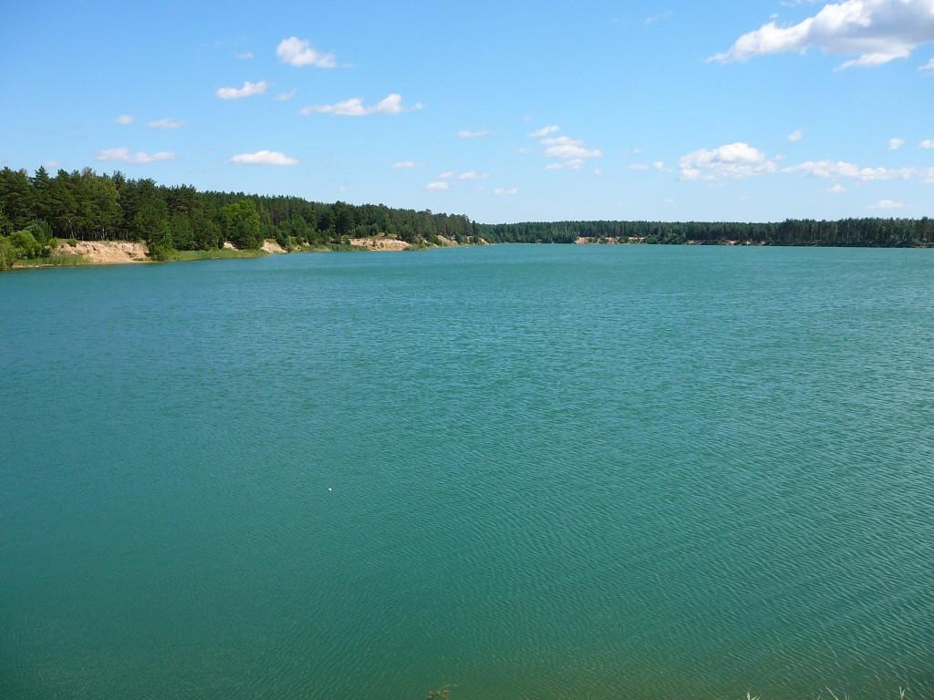 Ковров, Малыгино, ковровчане называют это озеро Байкал