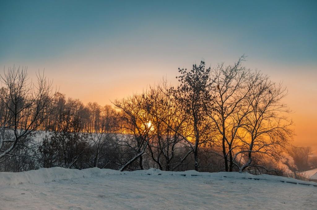 Морозное январское утро во Владимире 04