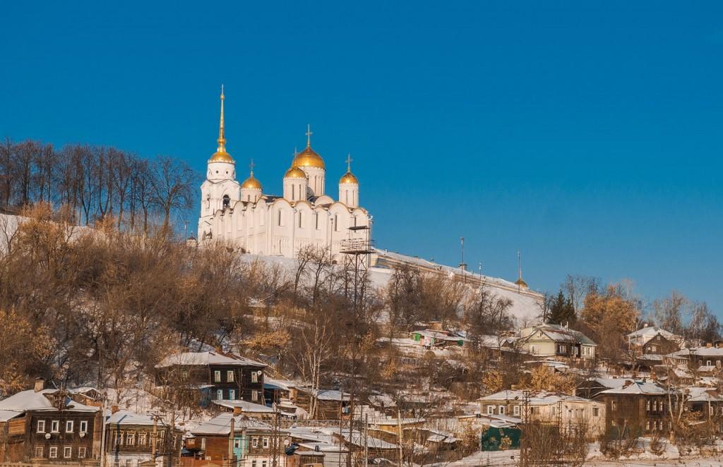 Морозные деньки во Владимире 01