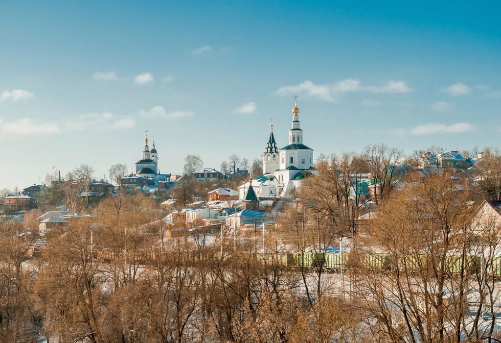 Морозные деньки во Владимире 03