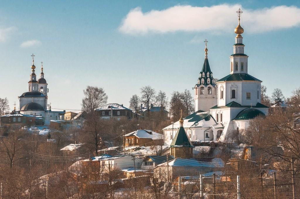 Морозные деньки во Владимире 04