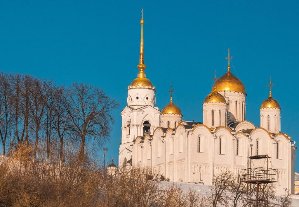 Морозные деньки во Владимире 05