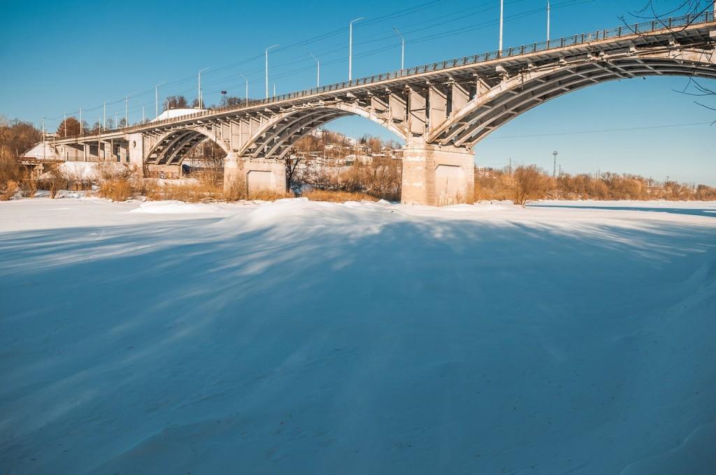 Морозные деньки во Владимире 06