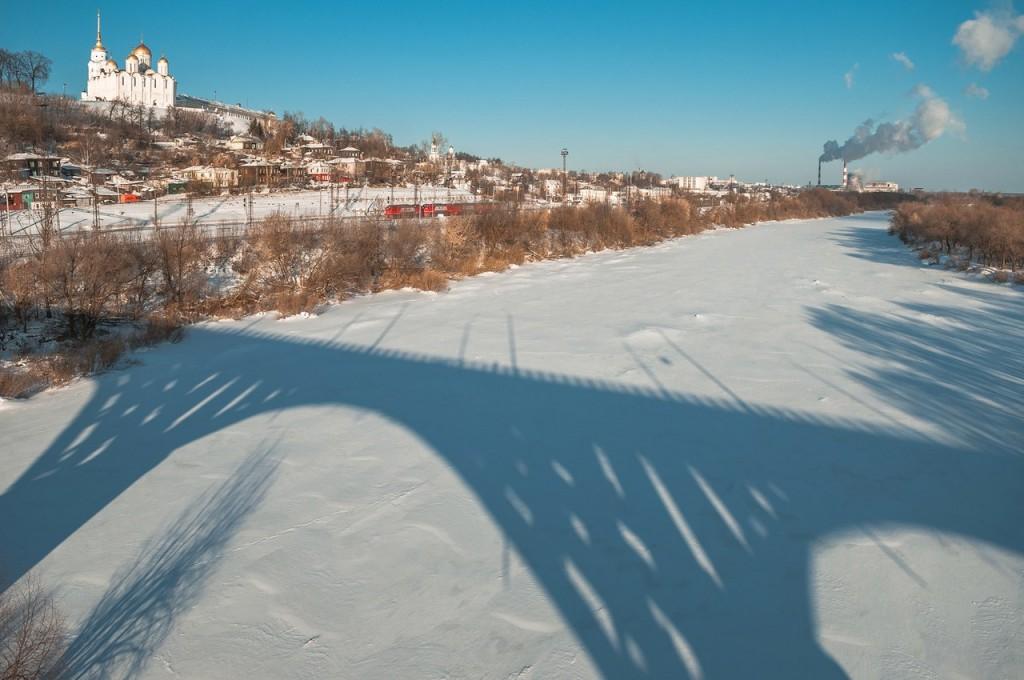 Морозные деньки во Владимире 08