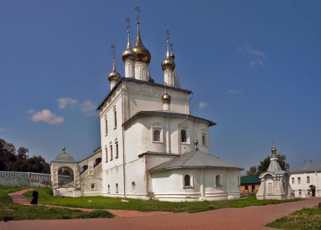 Николо-Троицкий мужской монастырь, Гороховец