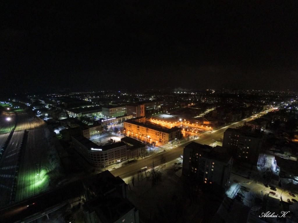 Новогодний Ковров с высоты 07