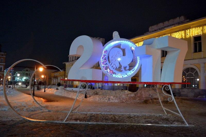 Новогодний Муром 01