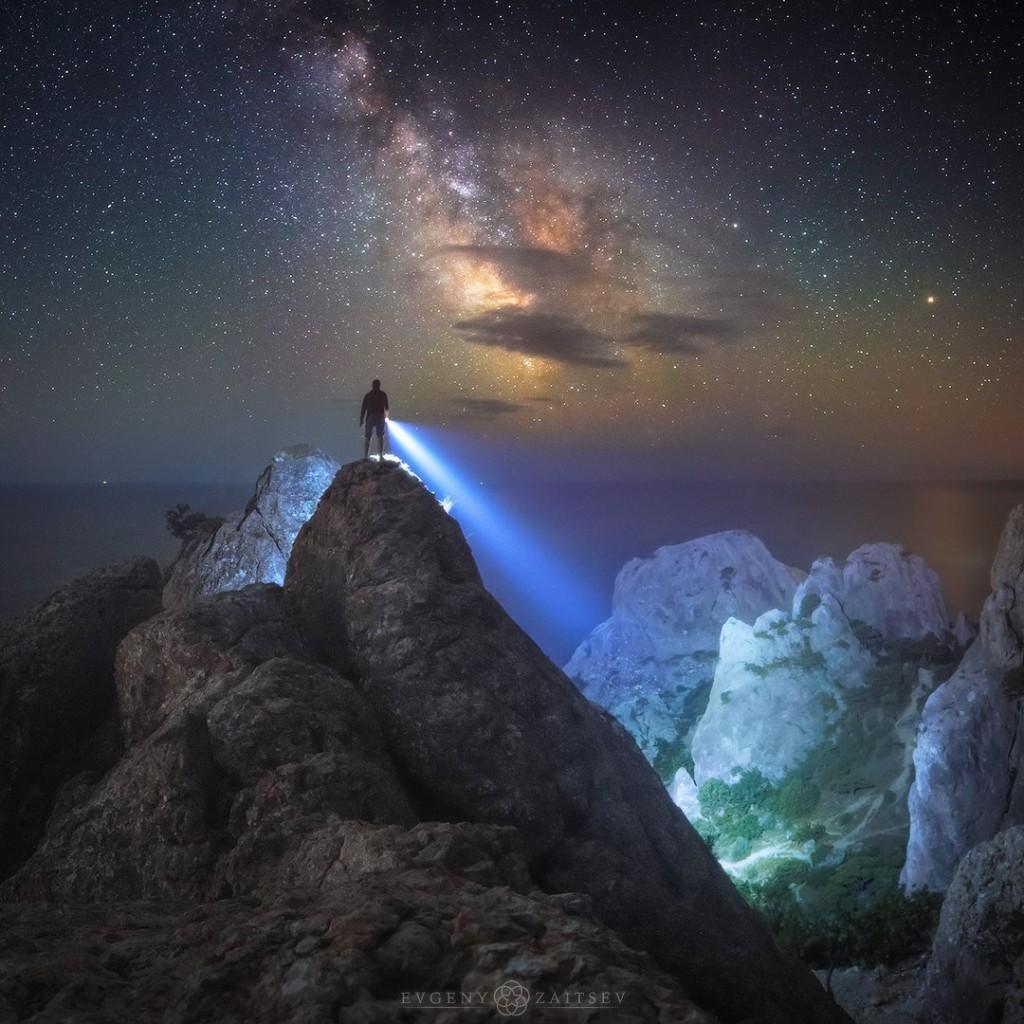 Ночные пейзажи Крыма 01
