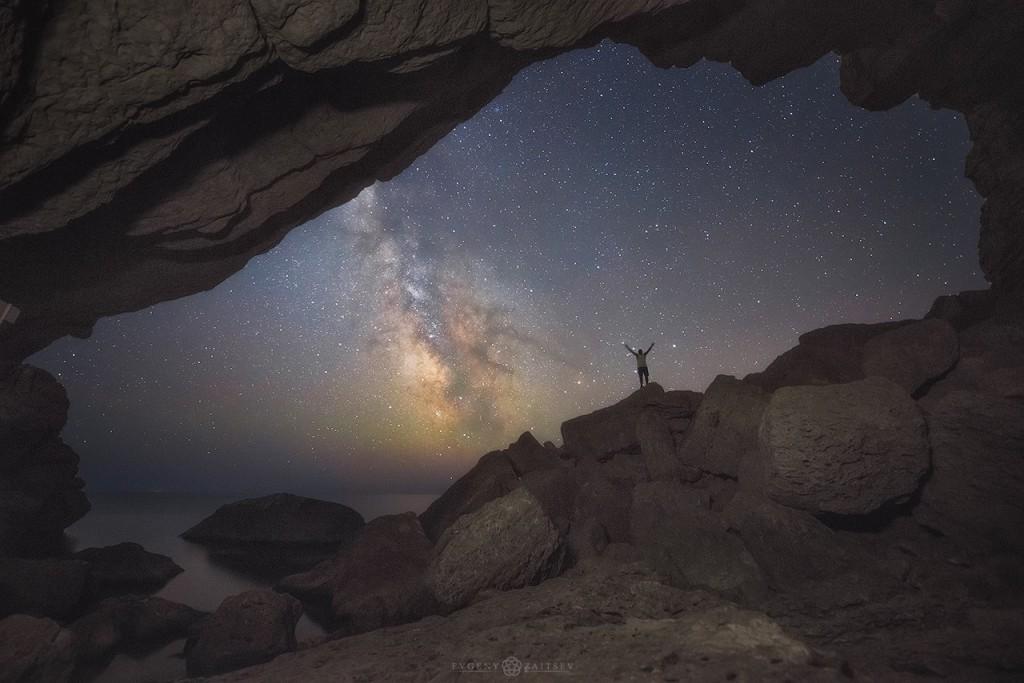 Ночные пейзажи Крыма 03