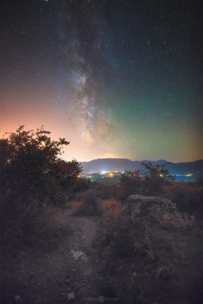 Ночные пейзажи Крыма 04
