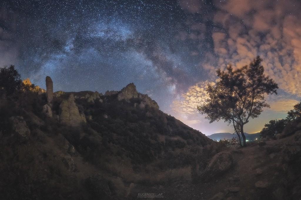 Ночные пейзажи Крыма 05