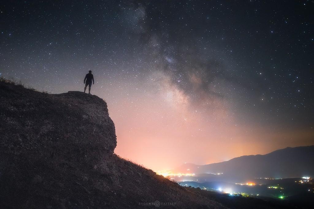 Ночные пейзажи Крыма 07