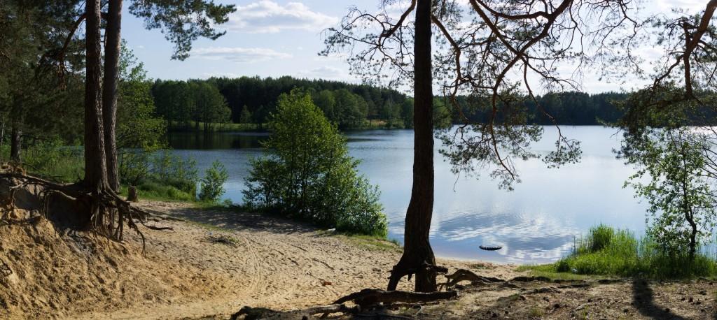 Покров, озеро Чёрное (Шитское)
