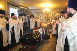 Похороны генерал-лейтенанта В.М.Халилова
