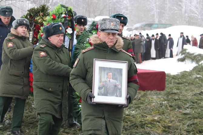 Похороны генерал-лейтенанта В.М.Халилова 02