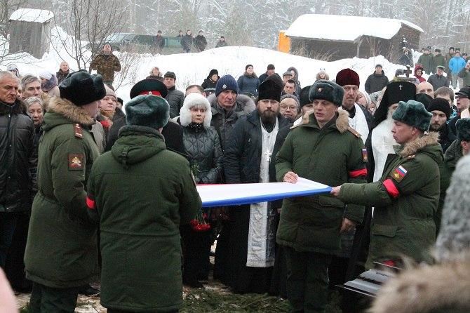 Похороны генерал-лейтенанта В.М.Халилова 03