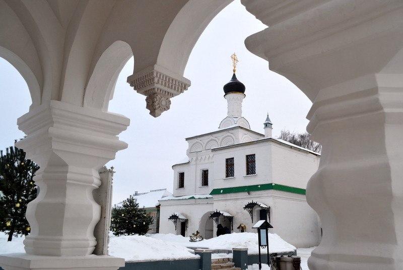 Рождество в муромском Благовещенском монастыре 02