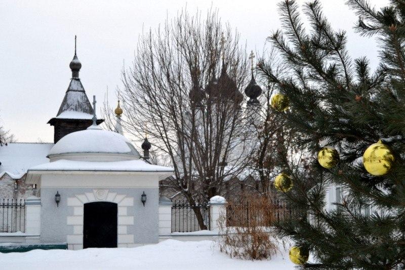 Рождество в муромском Благовещенском монастыре 03