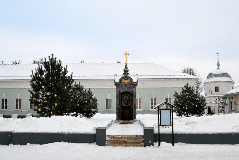 Рождество в муромском Благовещенском монастыре 04