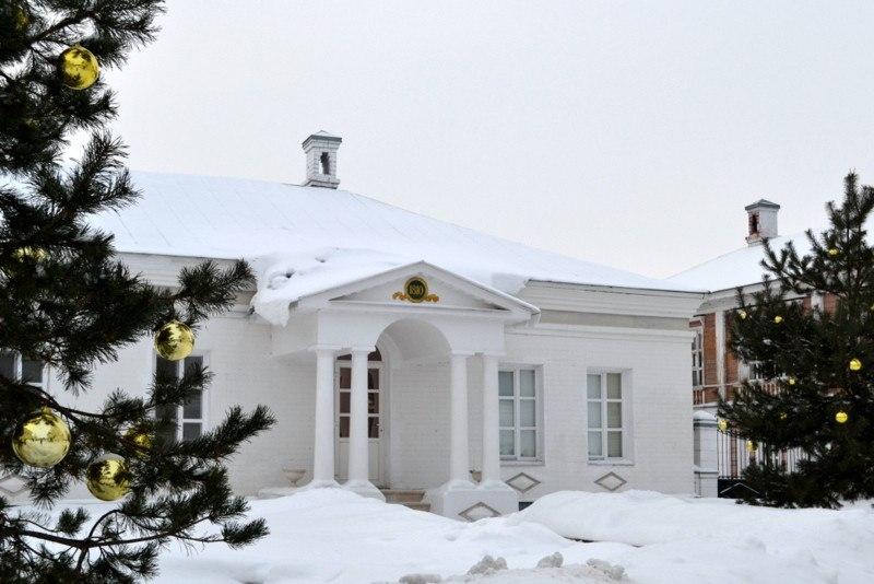 Рождество в муромском Благовещенском монастыре 05
