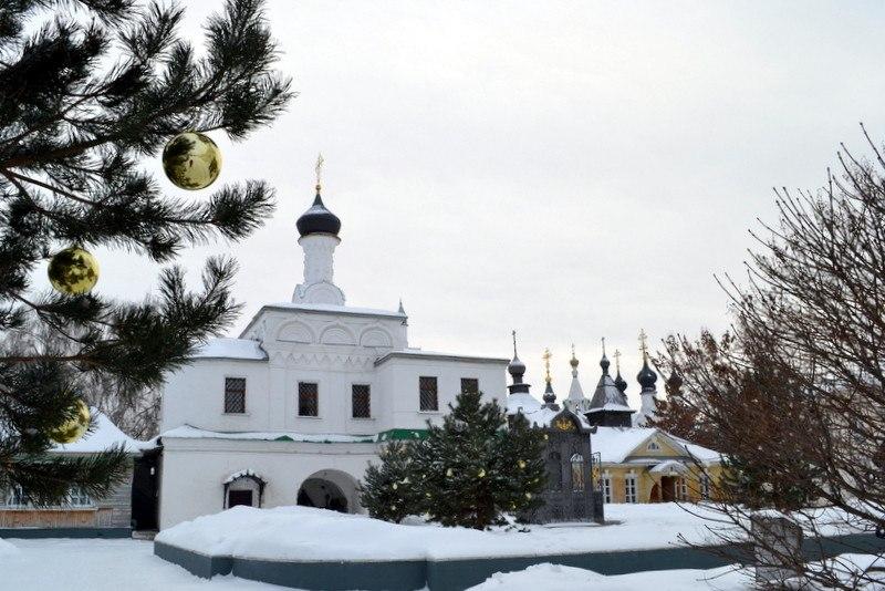 Рождество в муромском Благовещенском монастыре 06